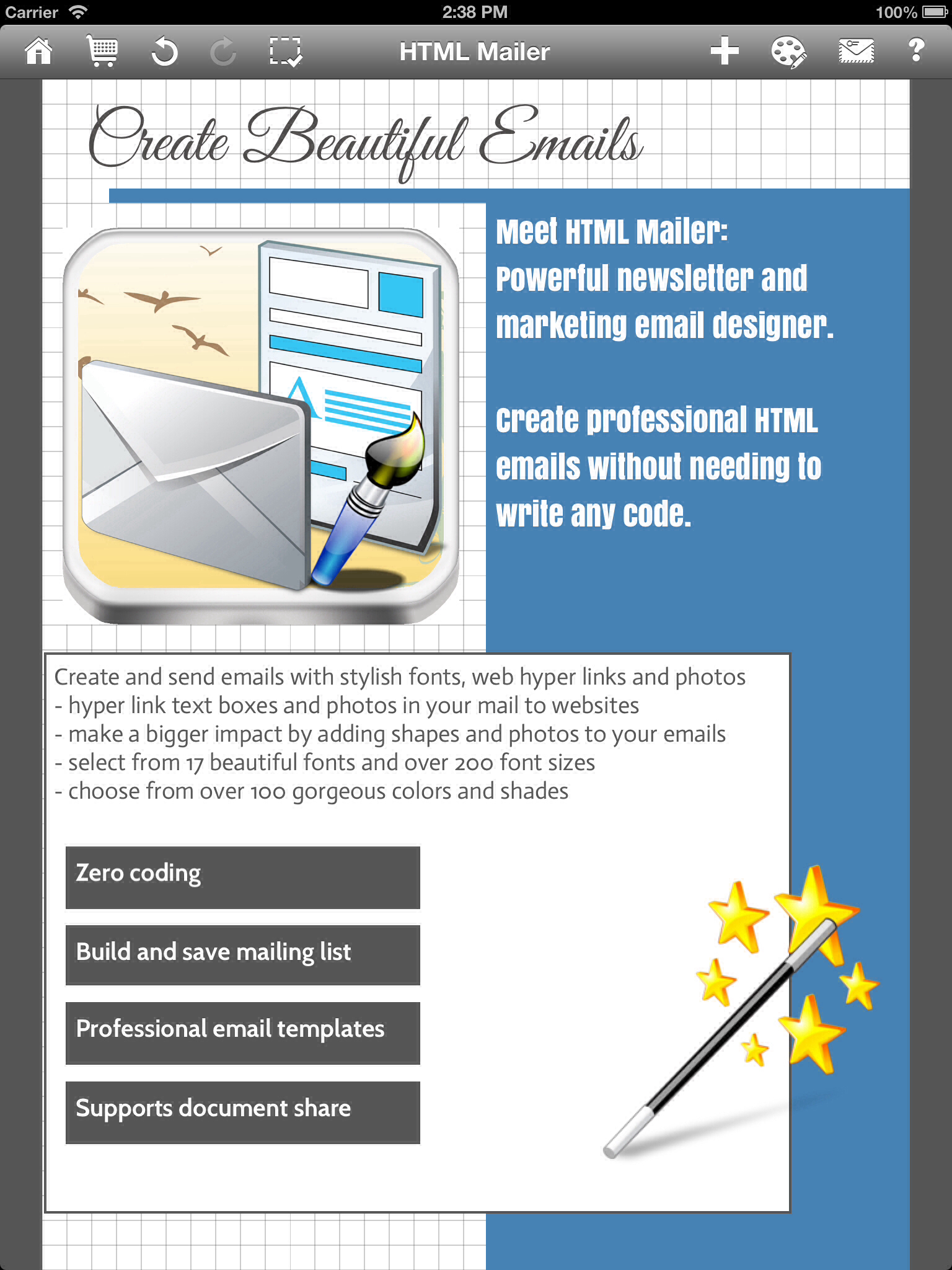 What is HTML Mailer?
